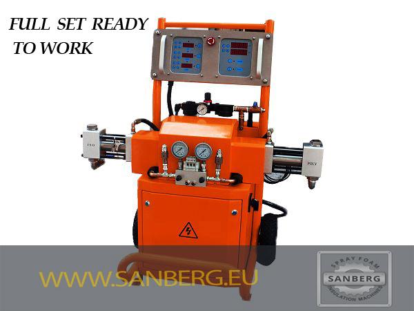 Polyurethane Spray Machine Sanberg SG-400