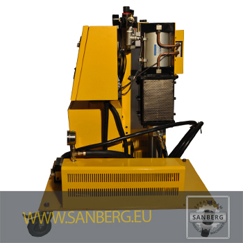 Polyurethane Spray Machine Reactor Sanberg Sg 100 For