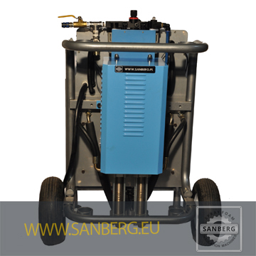 Maszyna Do Natrysku Pianki Poliuretanowej Sanberg Sg 300